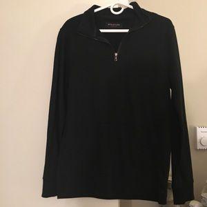 Quarter zip pull over sweatshirt!
